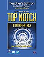 Top Notch (2E) Fundamentals Teacher's Edition with Active Teach CD-ROM