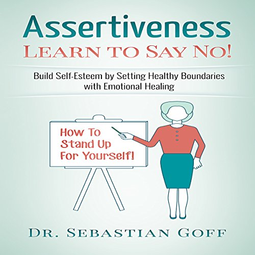 Assertiveness: Learn to Say No! audiobook cover art