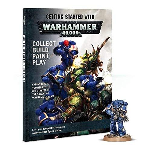 Games Workshop Getting Started with Warhammer 40K
