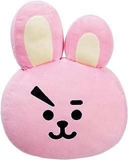 BT21 Officiële Merchandise, Cooky pluche kussen, 61342, roze