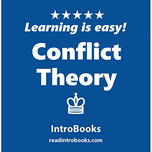 Conflict Theory audiobook cover art