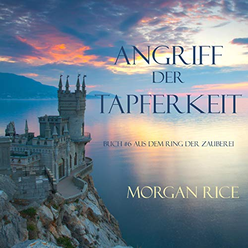 Angriff der Tapferkeit [A Charge of Valor] cover art