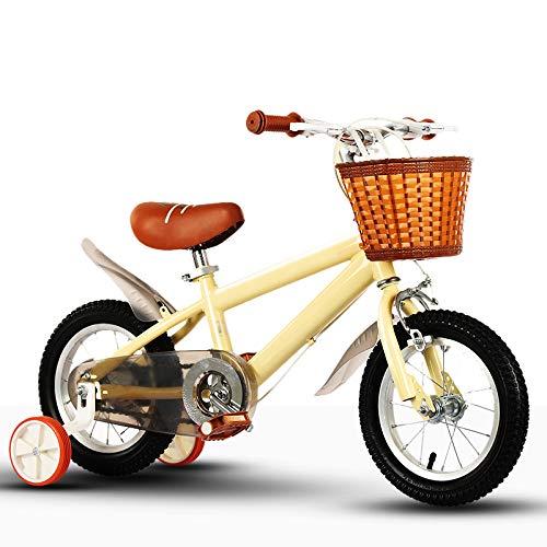 Kids Bikes Chunlan Bicicleta Infantil 12 14 16 Pulgadas Chico Niño Bicicleta...