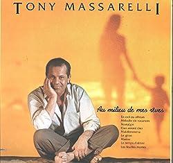 Tony Massarelli: Au Milieu De Mes Reves LP VG++/NM Canada Art-Pair AP-600