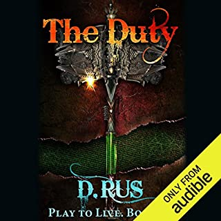 The Duty audiobook cover art