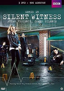 Silent Witness  Season 19    Silent Witness - Season Nineteen   [ NON-USA FORMAT PAL Reg.0 Import - Netherlands ]