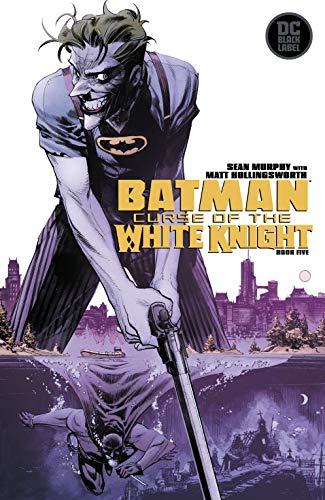Batman: Curse of the White Knight (2019-) #5 (Batman: White Knight (2017-)) (English Edition)