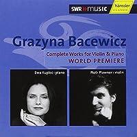 Bacewicz - Violin Sonatas (2006-10-10)