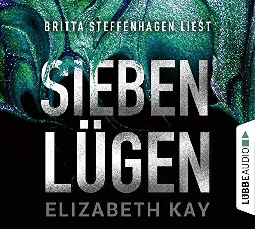 Sieben Lügen cover art