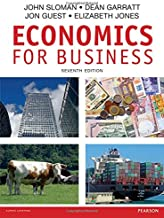 Best economics for business by john sloman Reviews