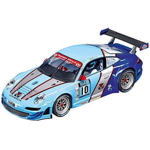 """Carrera 20023827 - Digital 124 Porsche GT3 RSR """"Team Mamerow, No.10"""", STT 2015"""