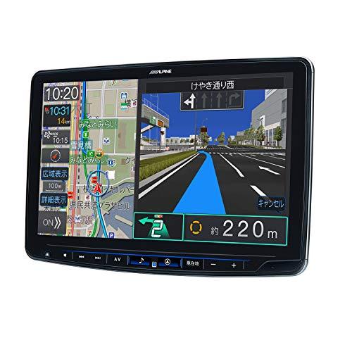 アルパイン カーナビ フローティングBIG X 11型 XF11NX 無料地図更新/フルセグ/Bluetooth/Wi-Fi/Android&iPhone対応/DVD/SD/USB/HDMI/ハイレゾ/VICS/WXGA