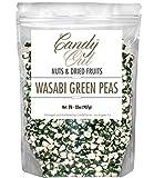 CandyOut Wasabi Peas 2 Pound Resealable Bag...