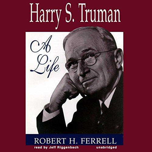 Harry S. Truman audiobook cover art