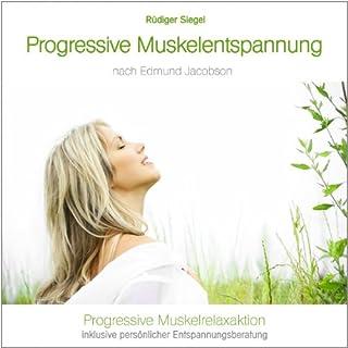 Progressive Muskelentspannung nach Edmund Jacobson Titelbild
