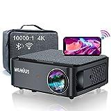 5G WiFi Bluetooth 4K Projector, WiMiUS K1 Video Projector...