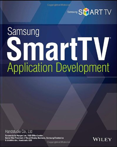 Samsung SmartTV Application Development. Buy it now for 12.95