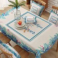 テーブルカバー上質おしゃれテーブルクロス四季用テーブルカバー (Color : B, Size : 140*200cm(78in))