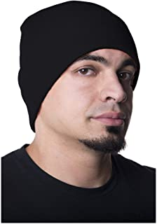 Mato & Hash 100% Wool Hats for Men and Women | Beanie Caps for Winter, Sports Teams and More!