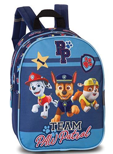 Paw Patrol - Zaino per bambini 3-6 anni, colore: Blu
