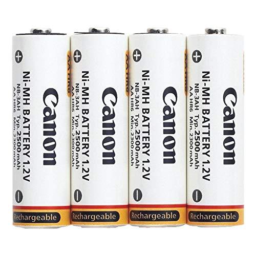 Canon NB4-300 - Baterías para cámaras de Fotos para Canon PowerShot (NiMh,...