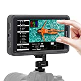 Desview R5, 5.5 inch Touchscreen On-Camera Field Monitor, 1920x1080 IPS with...