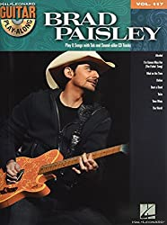 Guitar Play-Along Vol.117 Brad Paisley + Cd