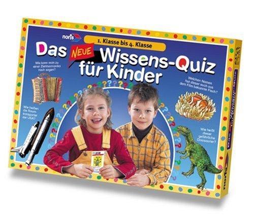 Das neue Wissensquiz für Kinder