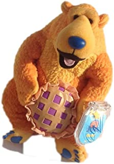 Bear in the Big Blue House Bean Bag Plush