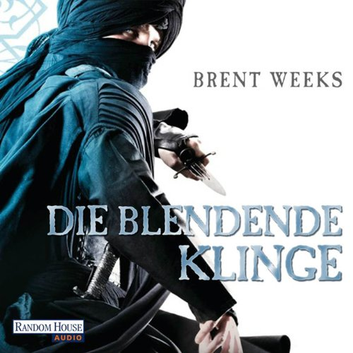 Die blendende Klinge (Die Licht-Saga 2) audiobook cover art