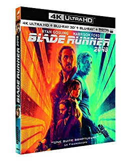 Blade Runner 2049 [4K Ultra HD 3D + Blu-Ray + Digital Ultraviolet] (B0764RLN73) | Amazon price tracker / tracking, Amazon price history charts, Amazon price watches, Amazon price drop alerts