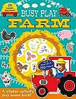 Busy Play Farm (Busy Play Activity Books)