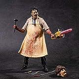 Anime Acción Figura Texas Massacre Masacre Figuras de PVC Coleccionable Modelo Estatua Estatua Toys Adornos de Escritorio