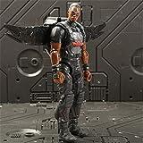 Byrhgood Avengers 3 Infinity War Action Figuras Toys Set Hulk Capitán América Spiderman Thanos Hierro Hombre Hulkbuster (Color : Falcon)