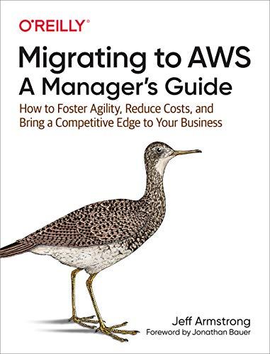 Migrating to AWS: A Manager's Guide: How to Foster Agility, Reduce Costs, and Bring a Competitive Ed