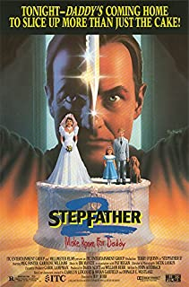 Best the stepfather movie poster Reviews
