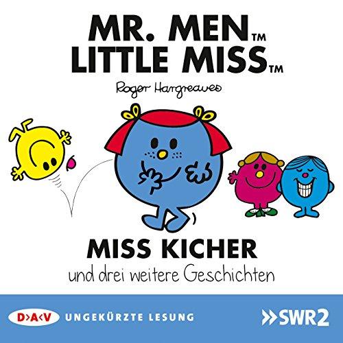 Miss Kicher und drei weitere Geschichten Titelbild