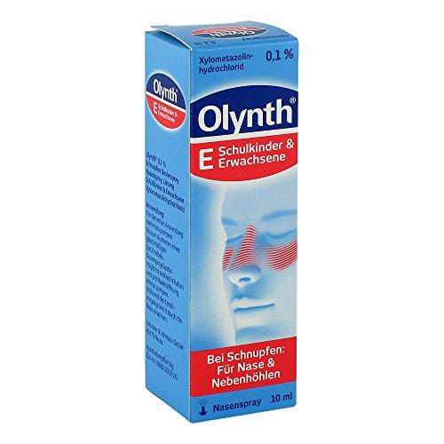 Olynth E Nasenspray bei Schnupfen, 10 ml Lösung