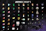 GB eye Ltd Minecraft Pixel Sprites Maxi Poster 61.91.5 cm,