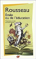 Emile ou de l'éducation de Jean-Jacques Rousseau