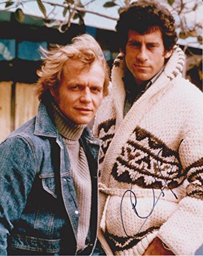Paul Michael Glaser Starsky & Hutch 2 Original Autographed 8X10 Photo