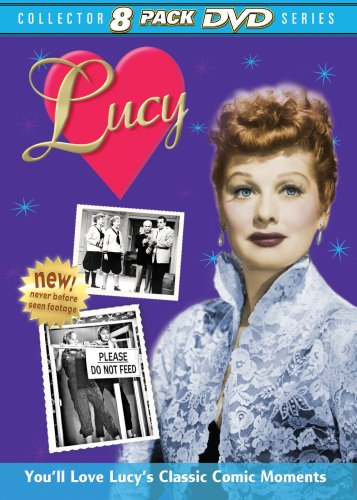 Lucille Ball 8-Pack [Import USA Zone 1]