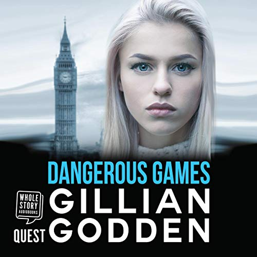 Dangerous Games  By  cover art