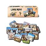Starnberger Spiele - Lama Memo-Spiel