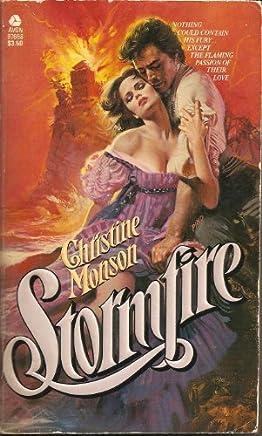 Stormfire by Christine Monson (1984-06-01)