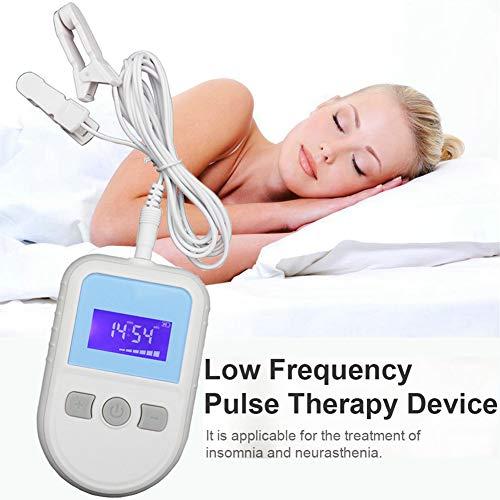 Ti-Fa Instrument Sleeping Aid Insomnia CES Cranial Electrotherapy Stimulation Sleep Aid Machine für Stress Angst Angst Schlaflosigkeit Migräne Entspannung