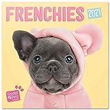 Erik Wandkalender Studio Pets Hund Bulldogge - Kalender 2021 für 16 Monate