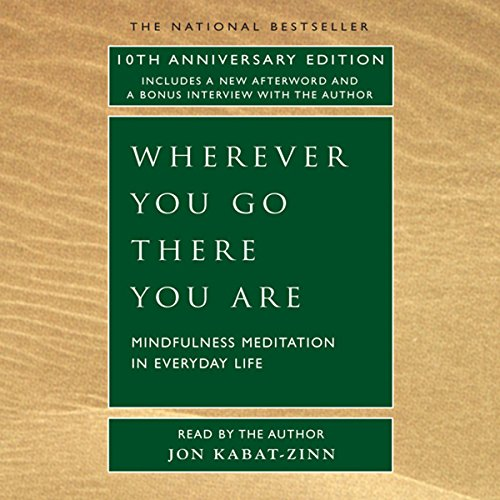 Wherever You Go There You Are audiobook cover art