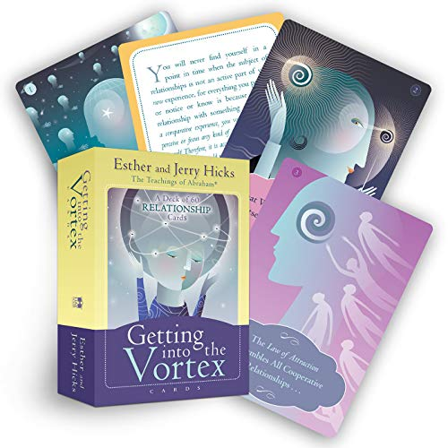 Getting into the Vortex Cards: A 60-Card Deck, plus Dear Friends card
