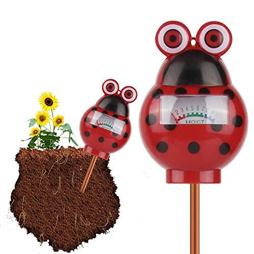 Best Buy! Youanshanghang Tester RZ98 Soil Moisture PH Meter Humidity Detector Digital PH Meter Soil ...